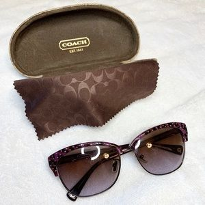 Authentic Coach Sunnies  *As Is-Read Description*